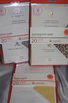 Martha Stewart 20 Wedding Invitations Thank You Cards