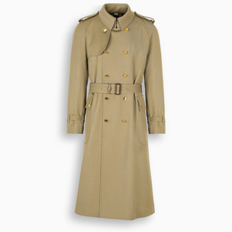 Gucci Camel Boutique trench coat