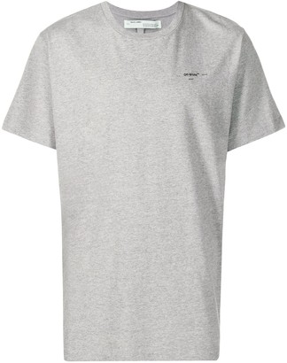 Off-White logo printed T-shirt