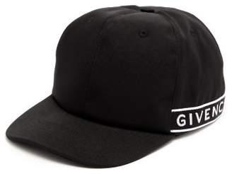 Givenchy Logo-jacquard Cap - Mens - Black White