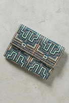 Anthropologie Tidal Maze Clutch