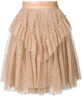 DSQUARED2 layered tulle skirt