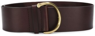 Orciani D-ring buckle belt