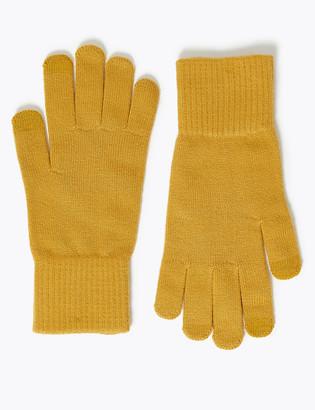 Marks and Spencer Super Soft Knitted Gloves