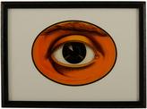 Rejuvenation Framed Optician's Trade Sign c1910