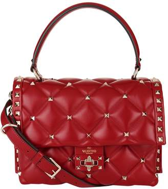 Valentino Garavani Candystud Top Handle Bag