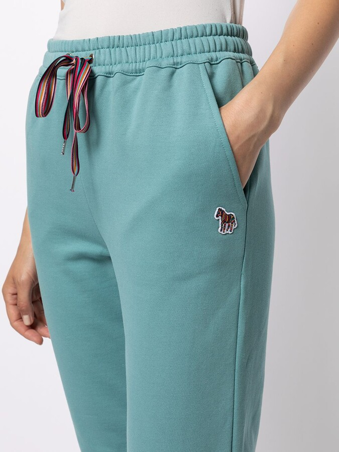 Thumbnail for your product : Paul Smith Zebra Logo Track Trousers
