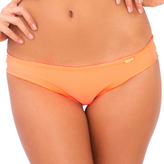 Luli Fama Cosita Buena Full Ruched Back Bottom In Hot Mess (L176521)