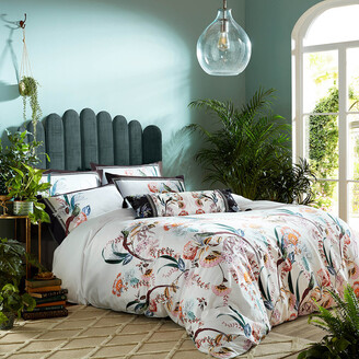 Ted Baker Decadence Duvet Cover - Spice - Double