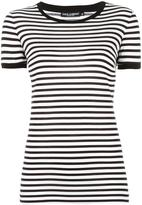 Dolce & Gabbana striped T-shirt - women - Cotton - 46