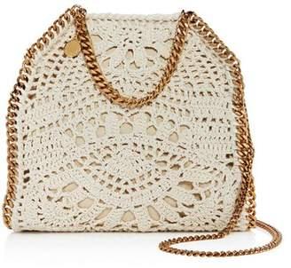 Stella McCartney Mini Crochet Tote