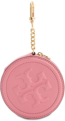 Tory Burch Flaming Leather Coin Purse