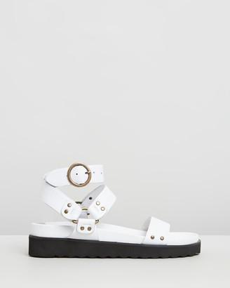 CAVERLEY Burt Leather Sandals