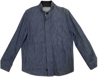 Lemaire Blue Cotton Jackets