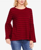 Vince Camuto TWO By Cotton Striped Top