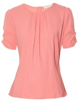 Altuzarra Kelly stretch-cady top