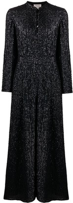 Temperley London Crystal-Embellished Jumpsuit