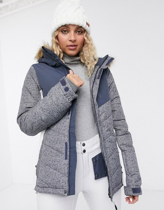 Protest Winter jacket in grey