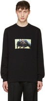 Givenchy Black Rottweiler Sweatshirt