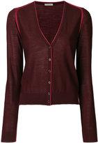 Bottega Veneta buttoned v-neck cardigan