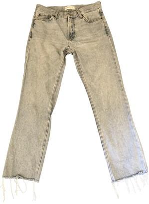 MANGO Blue Denim - Jeans Trousers for Women