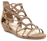 Fergalicious Kayla Caged Wedge Sandal