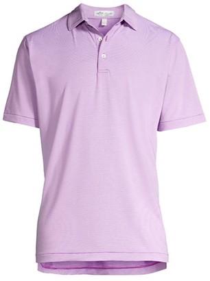 Peter Millar Jubilee Striped Polo Shirt