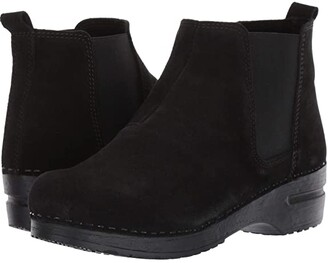 Sanita Vaika (Black) Women's Boots