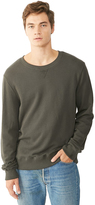 Alternative Organic Light French Terry Crew Neck Sweatshirt