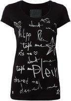 Philipp Plein 'Kiss Me' T-shirt