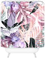 Deny Designs Tropical Punch Shower Curtain