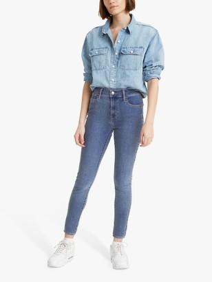 Levi's 720 High Rise Super Skinny Jeans, Eclipse Craze