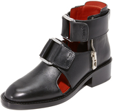 3.1 Phillip Lim Addis Cutout Booties