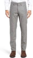 Incotex Men's Moss Sport Flannel Trousers
