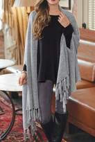 Mud Pie Sequin Wrap Scarf