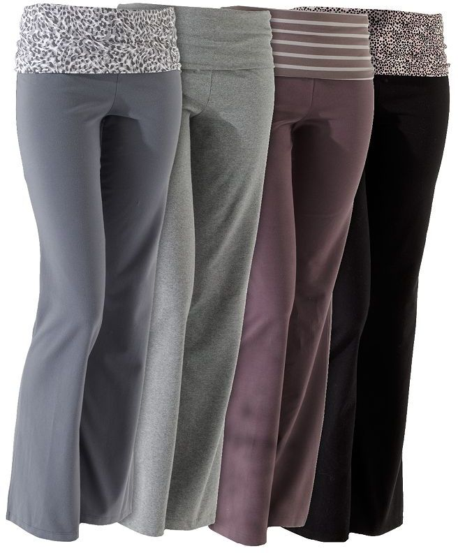 Apt. 9 daydreaming fold-over lounge pants
