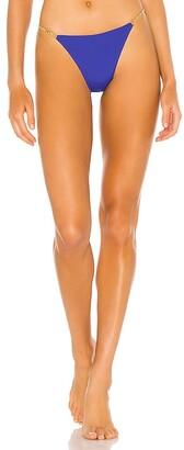 Vix Paula Hermanny Chain Cheeky Bikini Bottom