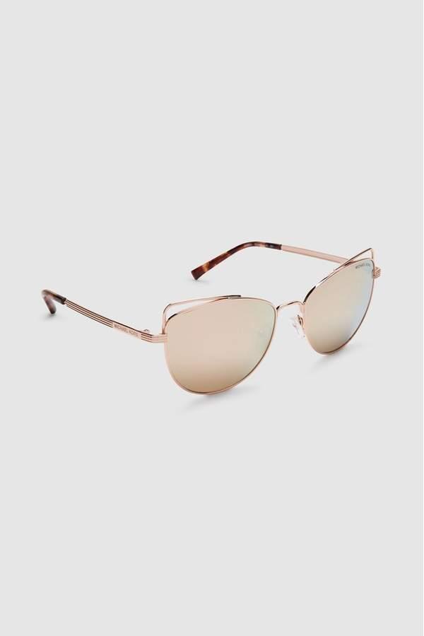 11c1083ec Michael Kors Rose Gold Sunglasses - ShopStyle UK