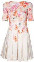 Cacharel Print Aquarelle Dress