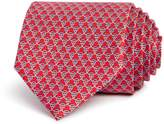 Salvatore Ferragamo Swirl Gancini Pattern Classic Tie