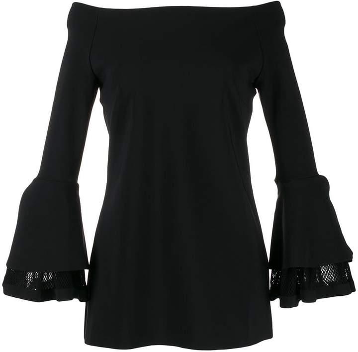 Chiara Boni Le Petite Robe Di off the shoulders dress