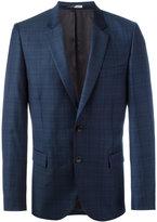 Paul Smith woven check blazer - men - Viscose/Wool - 36