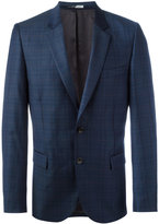 Paul Smith woven check blazer - men - Viscose/Wool - 42