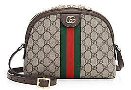 Gucci Women's Ophidia GG Supreme Small Shoulder Bag