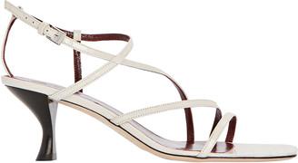 STAUD Gita Strappy Leather Sandals