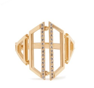 Susan Foster Diamond & 18kt Gold Ring - Gold