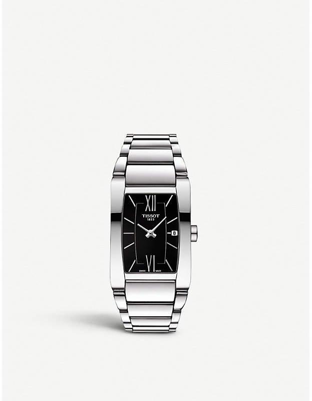 Tissot T105.309.11.058.00 Generosi-t stainless steel watch