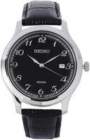 Seiko SUR189 Black Watch