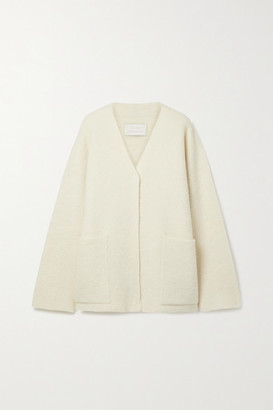 LAUREN MANOOGIAN Knitted Cardigan - Off-white