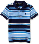 Ralph Lauren Little Boys 2T-7 Striped Polo Shirt